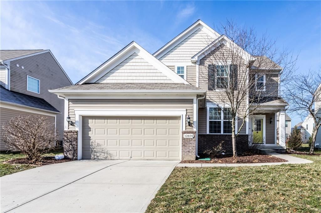 12874 Thames Drive, Fishers, IN 46037 - #: 21695059