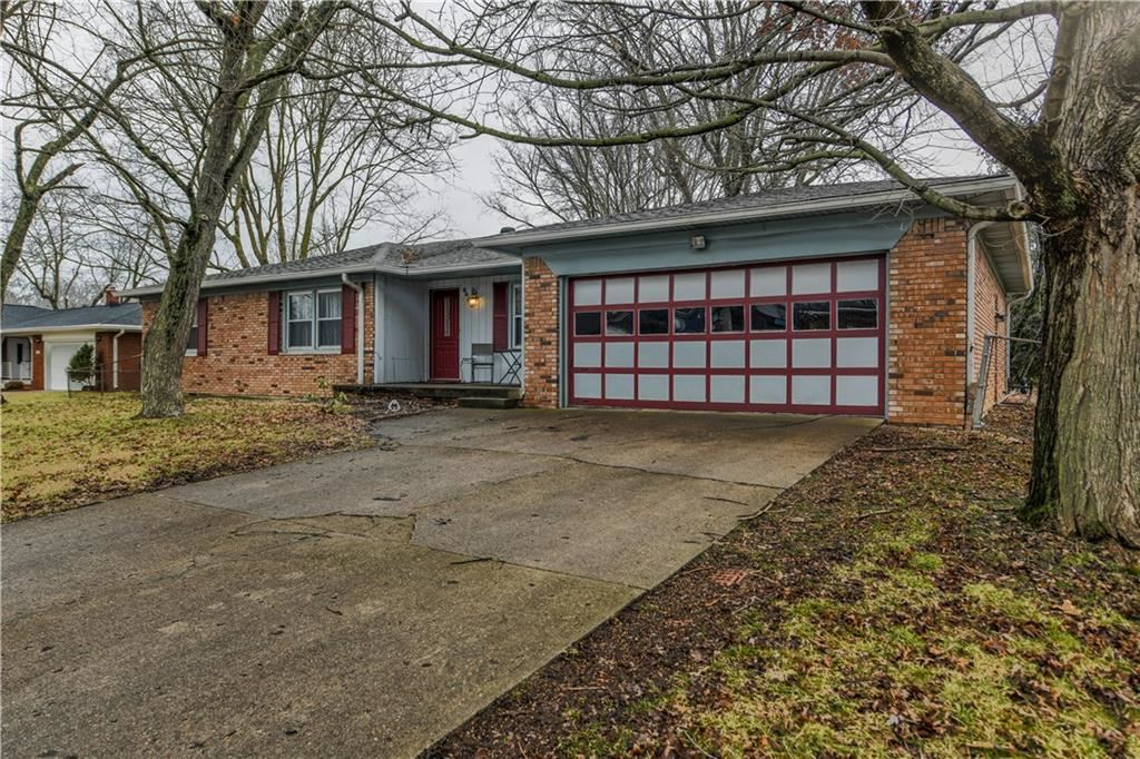 6409 Woodwind Drive, Indianapolis, IN 46217 - #: 21696059