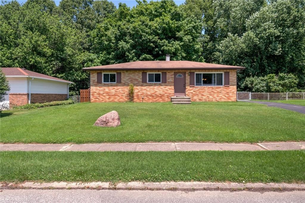 3430 Redwood Drive, Indianapolis, IN 46227 - #: 21724059