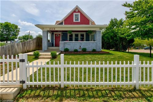 Photo of 1509 Hoyt Avenue, Indianapolis, IN 46203 (MLS # 21723060)