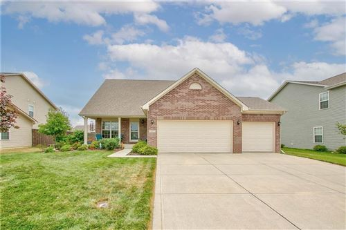 Photo of 671 Prospector Drive, Greenfield, IN 46140 (MLS # 21813060)