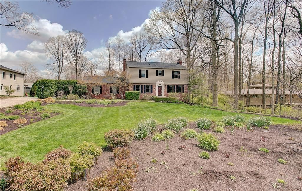 6345 Knyghton Road, Indianapolis, IN 46220 - #: 21695060