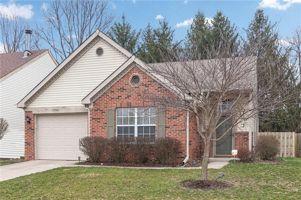 Photo of 7501 WOOD Court, Fishers, IN 46038 (MLS # 21700060)