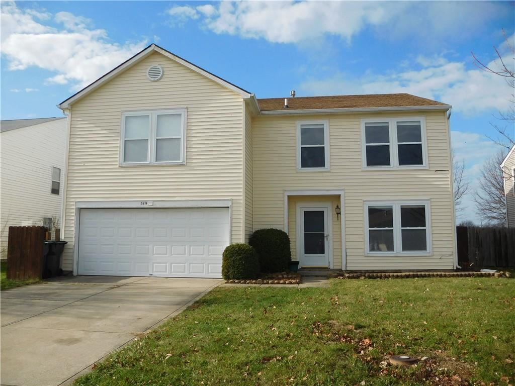 549 Harvest Meadow Way, New Whiteland, IN 46184 - #: 21728060