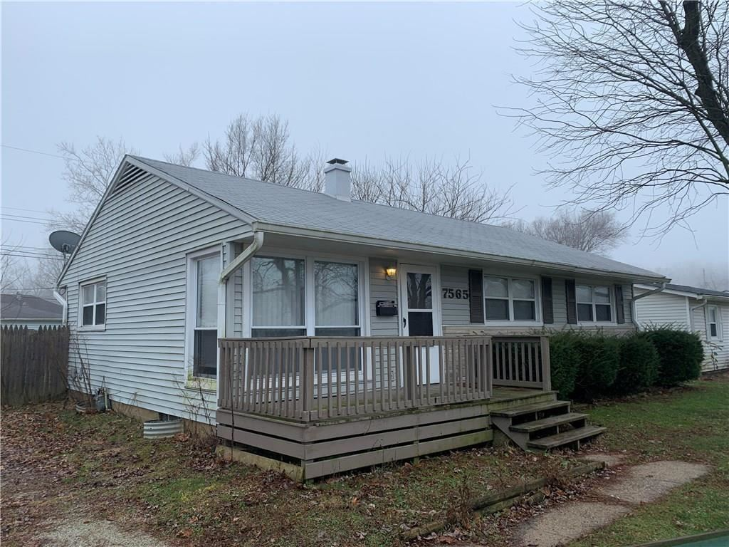 Photo of 7565 East 49th Street, Lawrence, IN 46226 (MLS # 21777060)