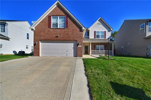 Photo of 12243 RAMBLING Road, Fishers, IN 46037 (MLS # 21753061)