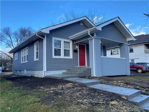 Photo of 1120 North Rural Street, Indianapolis, IN 46201 (MLS # 21757061)