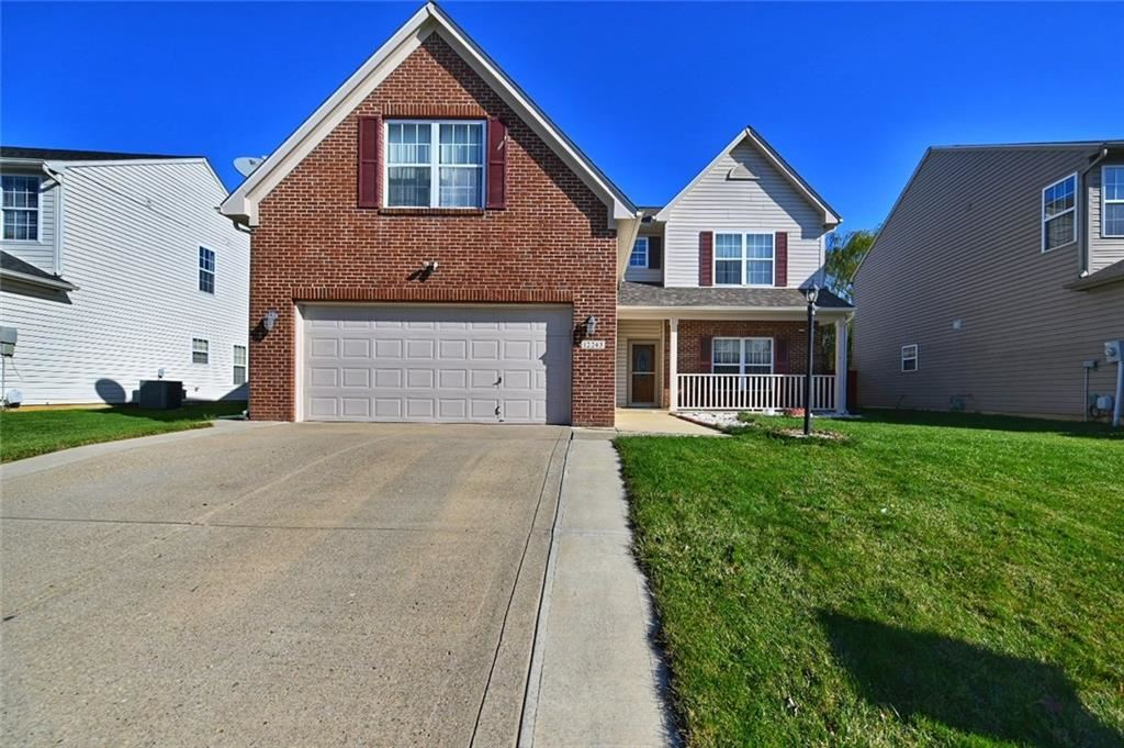 12243 RAMBLING Road, Fishers, IN 46037 - #: 21753061