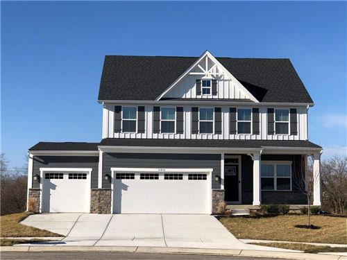 Photo of 14816 Bellamy Court, Fishers, IN 46037 (MLS # 21688062)