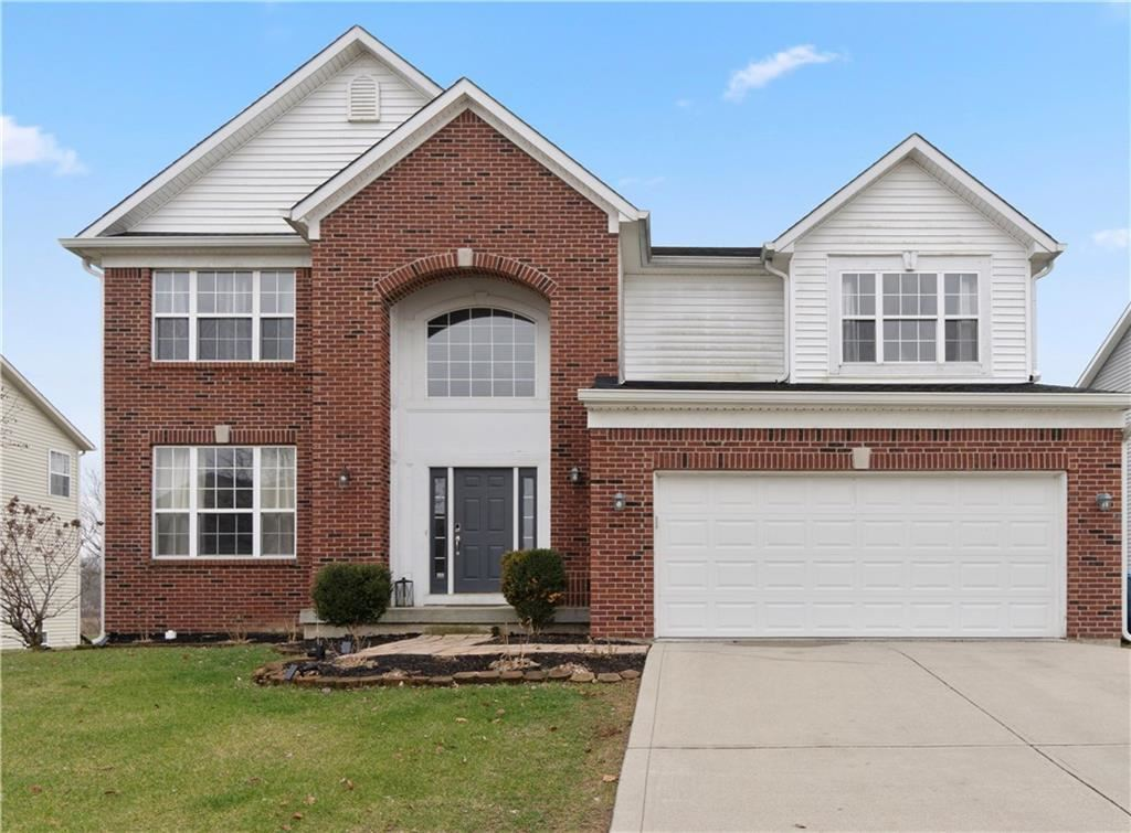 10337 Gladeview Drive, Indianapolis, IN 46239 - #: 21689062