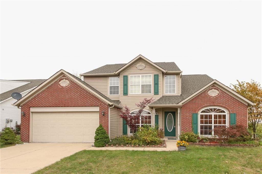 7251 Bruin Drive, Indianapolis, IN 46237 - #: 21676063