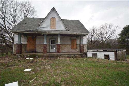 Photo of 5110 South MERIDIAN (OLD) Street, Indianapolis, IN 46217 (MLS # 21703064)
