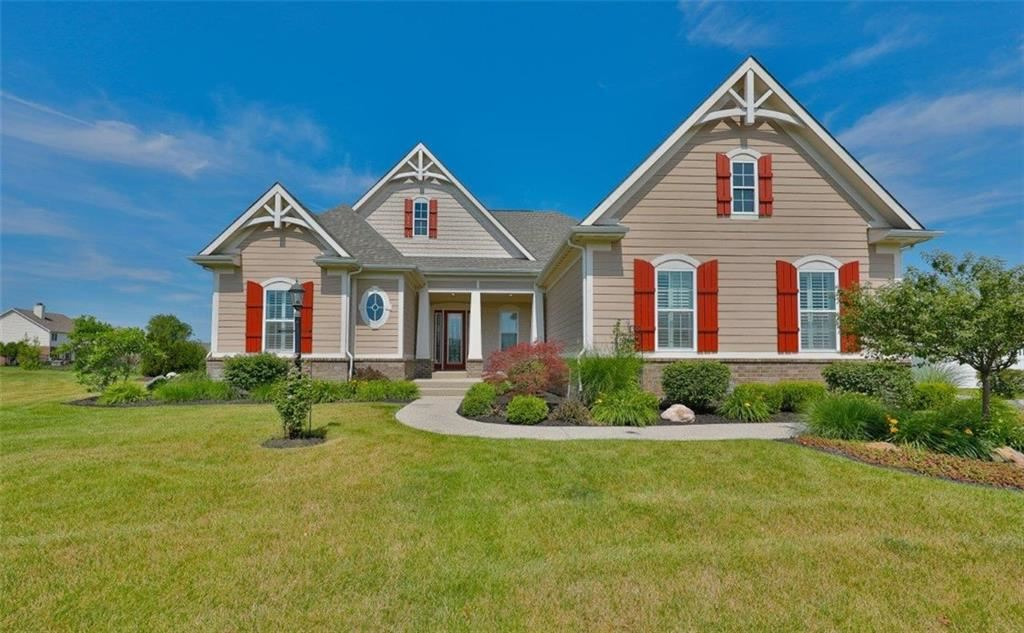 13935 Amber Meadow, Fishers, IN 46038 - #: 21723064