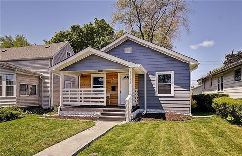 Photo of 1318 North Grant Avenue, Indianapolis, IN 46201 (MLS # 21783065)