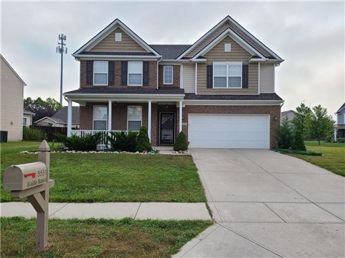 Photo of 5551 Ralfe Road, Indianapolis, IN 46234 (MLS # 21808065)
