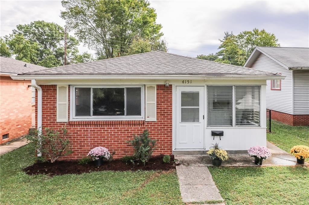 4151 BOWMAN, Indianapolis, IN 46227 - #: 21674065