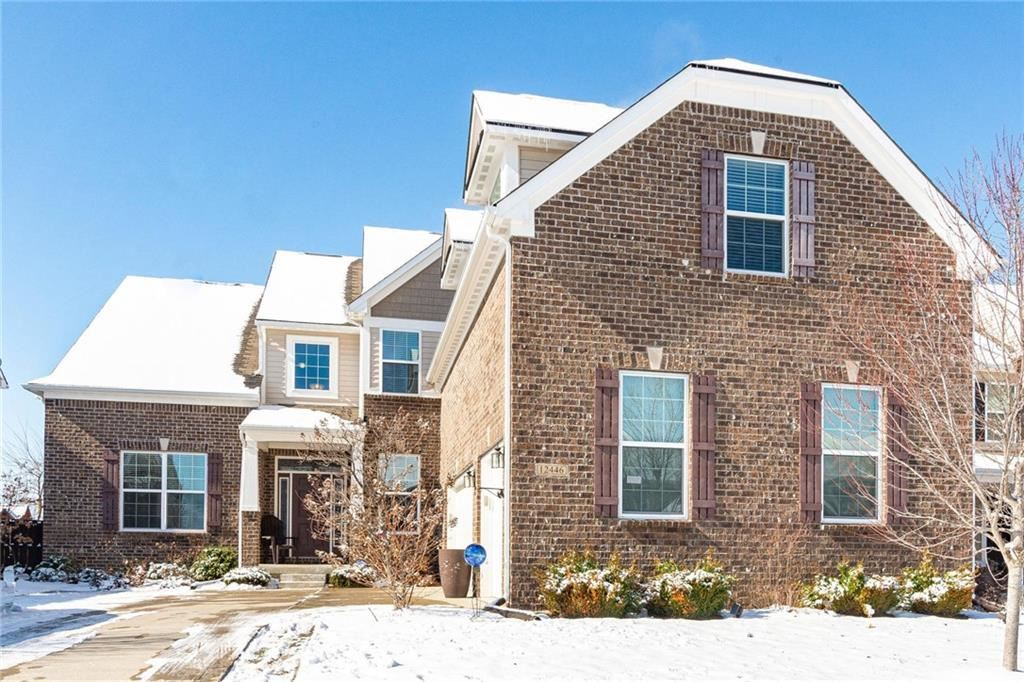 12446 Wolverton Way, Fishers, IN 46037 - #: 21694065