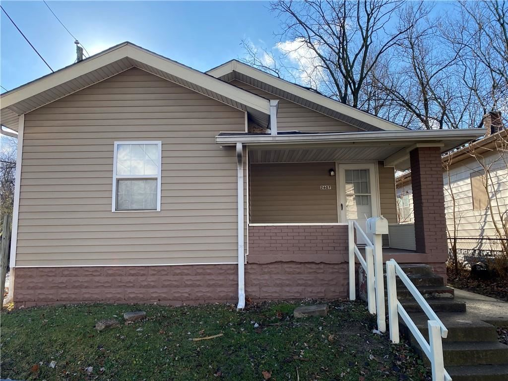 2607 East 13th Street, Indianapolis, IN 46201 - #: 21757065