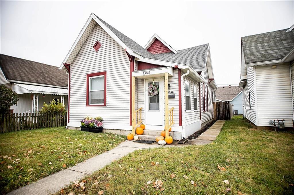 1308 Villa Avenue, Indianapolis, IN 46203 - #: 21736066