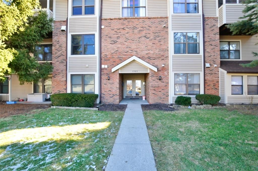 1763 North WELLESLEY Lane #3F, Indianapolis, IN 46219 - #: 21761066