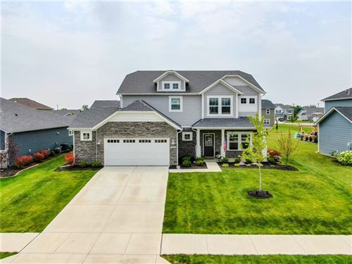 Photo of 12313 Wright Court, Noblesville, IN 46060 (MLS # 21800067)