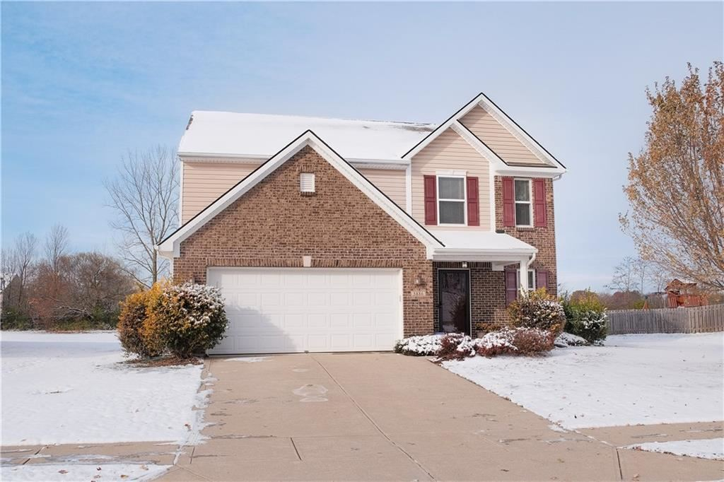 5886 Brookstone Drive, Indianapolis, IN 46234 - #: 21681067