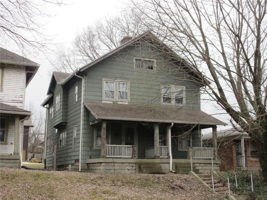 1409 East Michigan Street, Indianapolis, IN 46201 - #: 21745067