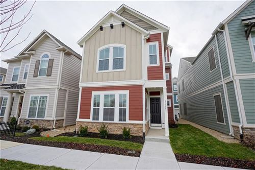 Photo of 13227 East 131st Street, Fishers, IN 46037 (MLS # 21688069)