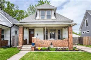 Photo of 1914 Hoyt, Indianapolis, IN 46203 (MLS # 21642070)