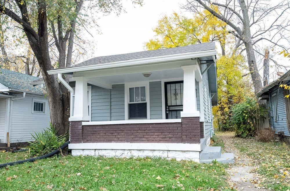 2546 Brookway Street, Indianapolis, IN 46218 - #: 21764071