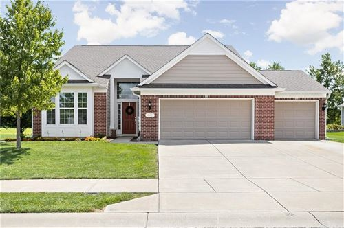 Photo of 595 King Fisher Drive, Brownsburg, IN 46112 (MLS # 21730072)