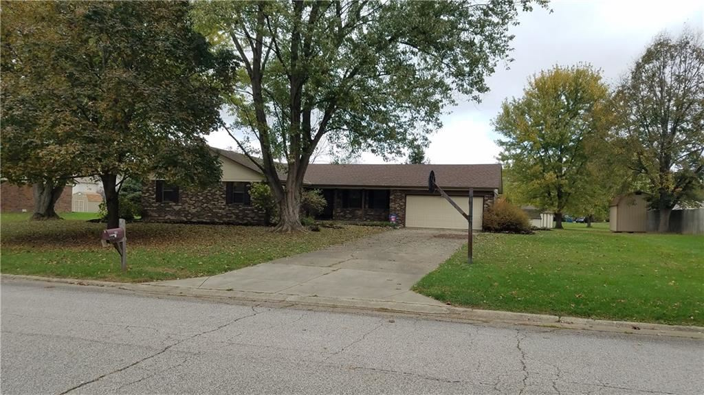 7372 Hawthorne Drive, Plainfield, IN 46168 - #: 21679072