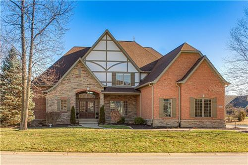 Photo of 13333 West LETTS Lane, Carmel, IN 46032 (MLS # 21685074)
