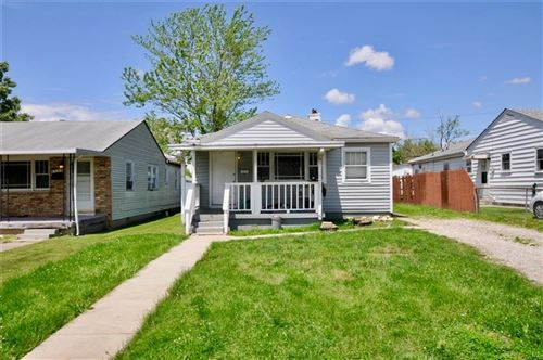 Photo of 4154 Hoyt Avenue, Indianapolis, IN 46203 (MLS # 21715075)