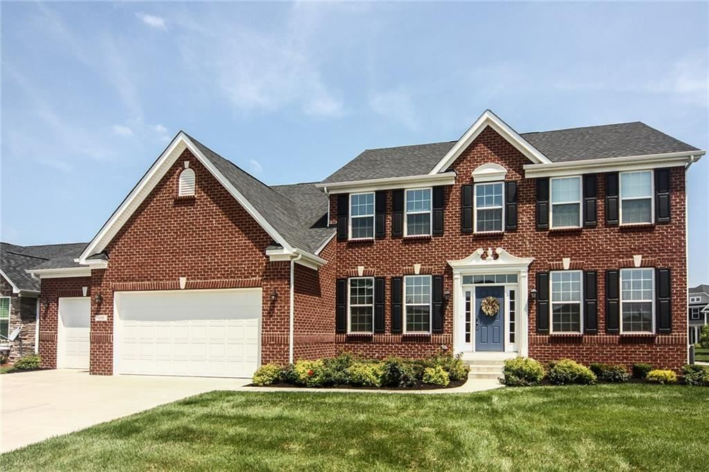 4506 Cool Springs Court, Zionsville, IN 46077 - #: 21766075