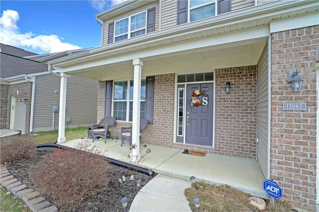 Photo of 13983 Luxor Chase, Fishers, IN 46038 (MLS # 21698076)