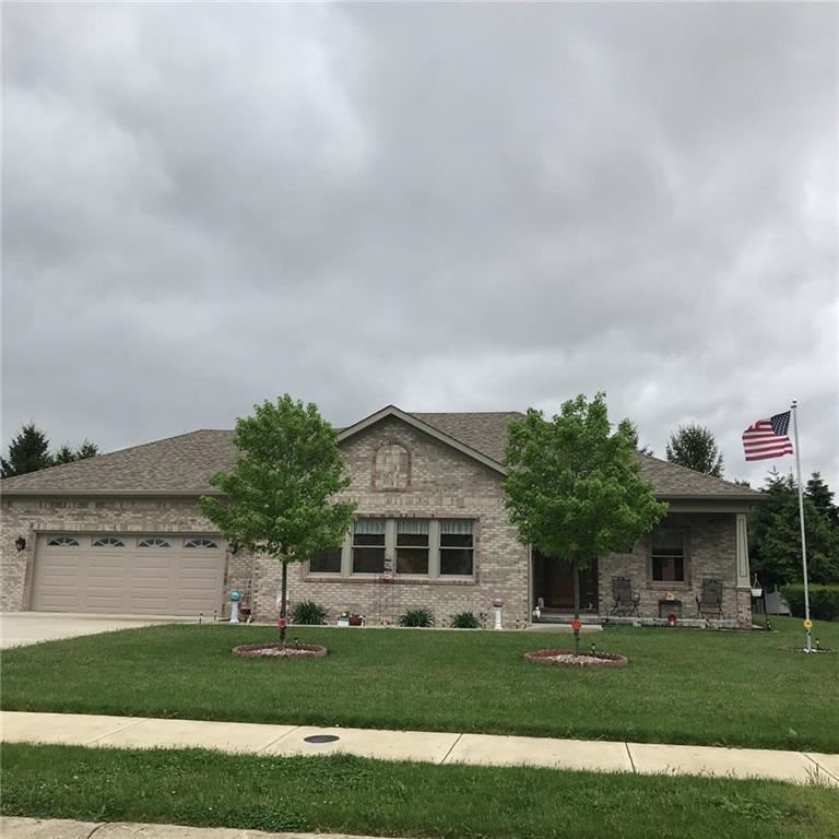 6604 Bluegrass Drive, Anderson, IN 46013 - #: 21688077