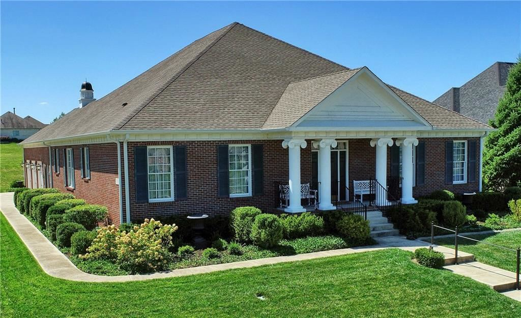 2888 Cromwell Court, Greenwood, IN 46143 - #: 21694077