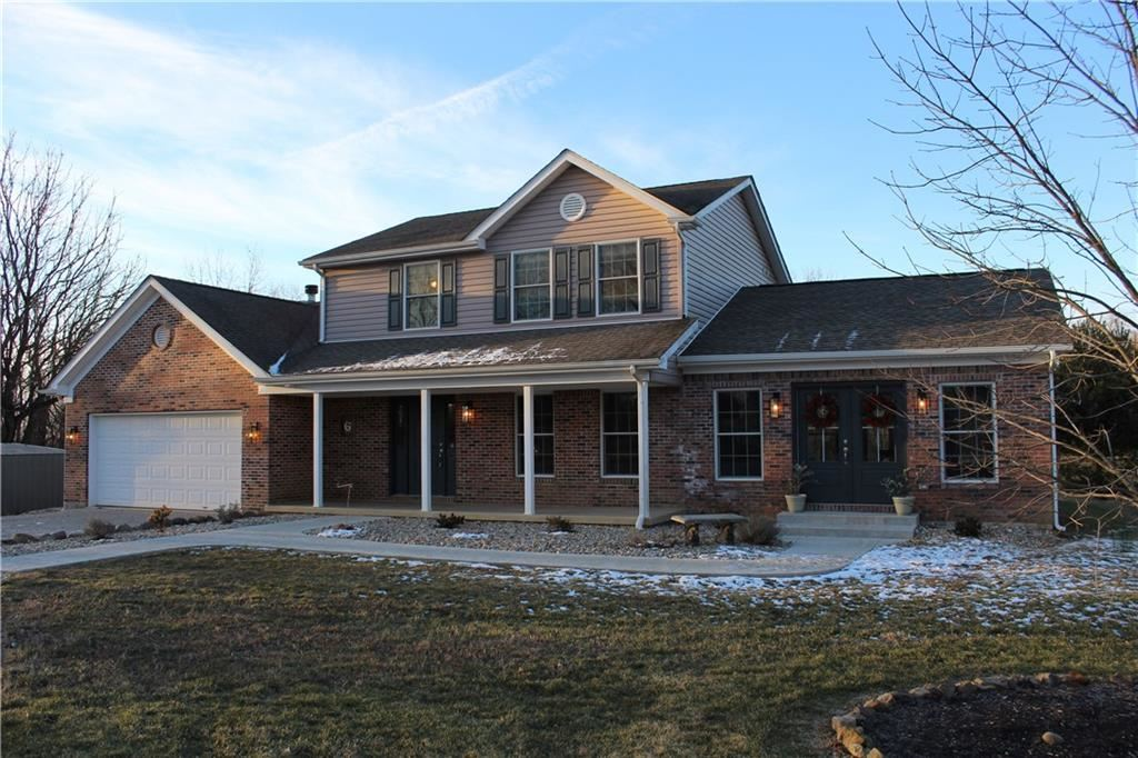 2166 South Cataract Road, Spencer, IN 47460 - #: 21760077