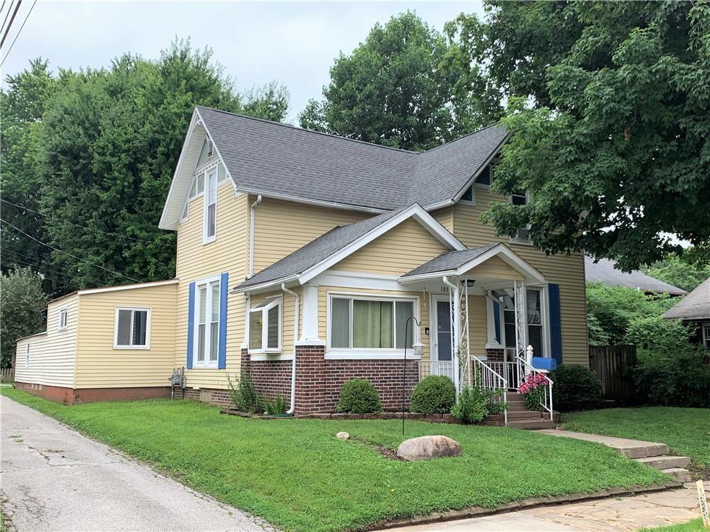105 S Blair Street, Crawfordsville, IN 47933 - MLS#: 21800077