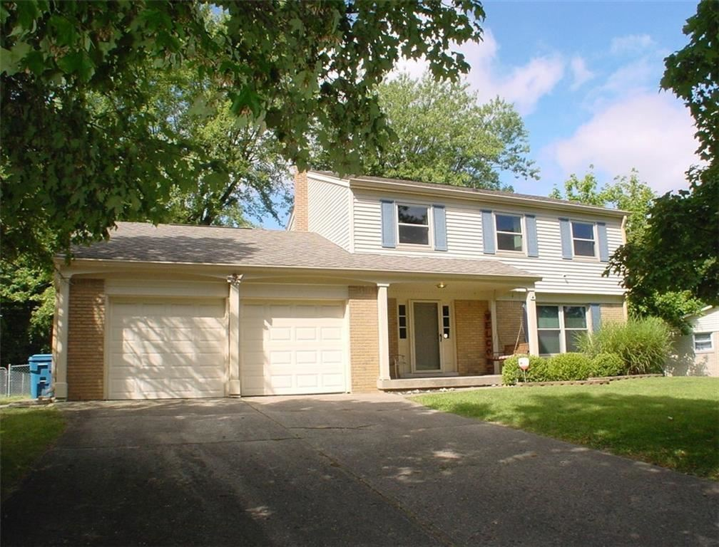 1722 Orchid Court, Indianapolis, IN 46219 - #: 21667078