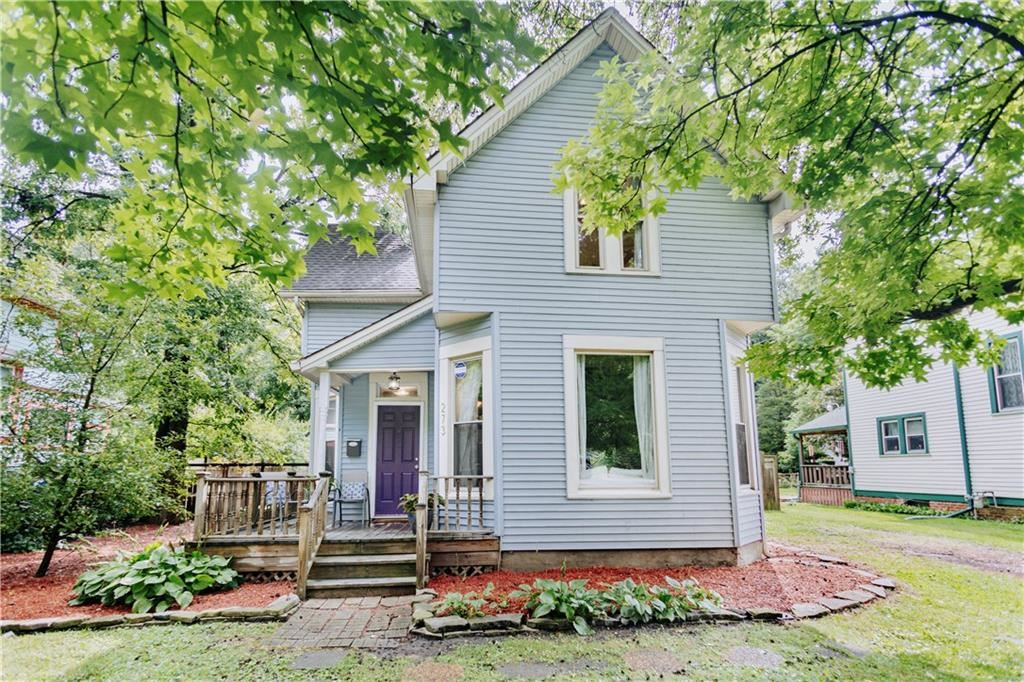 273 South RITTER, Indianapolis, IN 46219 - #: 21729078