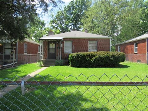 Photo of 226 South GLADSTONE Avenue, Indianapolis, IN 46201 (MLS # 21712079)