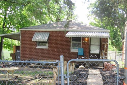 Photo of 230 South GLADSTONE Avenue, Indianapolis, IN 46201 (MLS # 21712080)