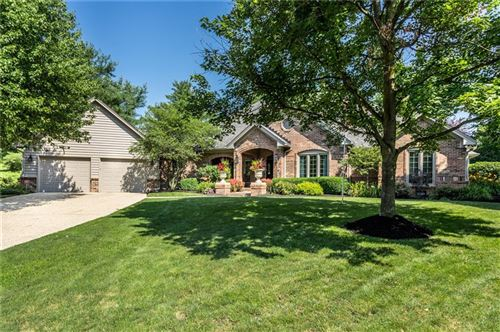Photo of 11732 Sunnybrook Place, Fishers, IN 46038 (MLS # 21723080)