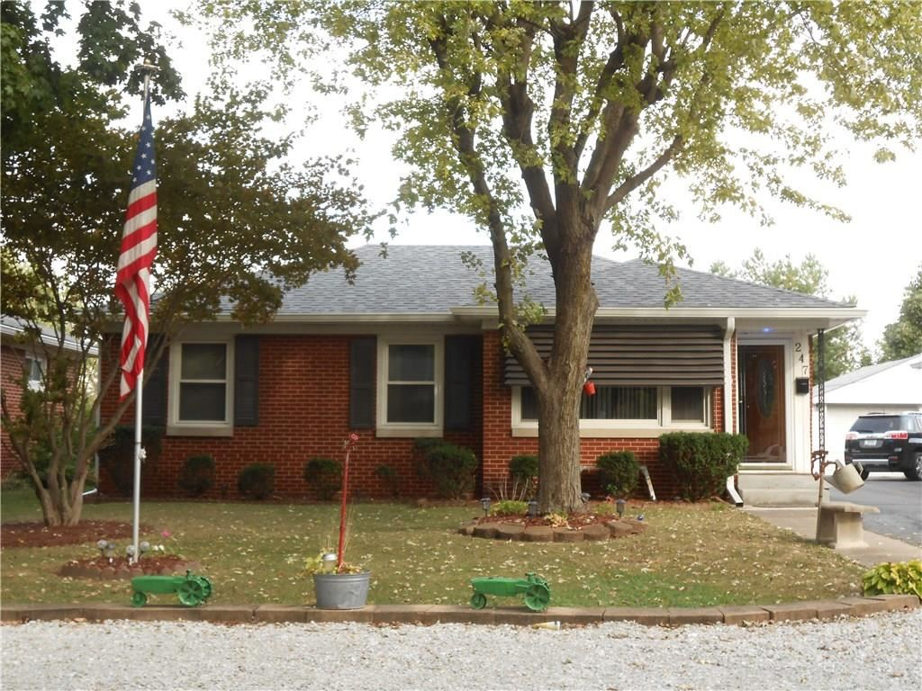 247 North Routiers Avenue, Indianapolis, IN 46219 - #: 21675080