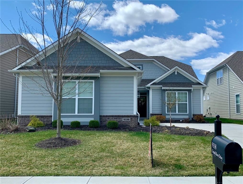 9338 Crystal River Drive, Indianapolis, IN 46240 - #: 21681080