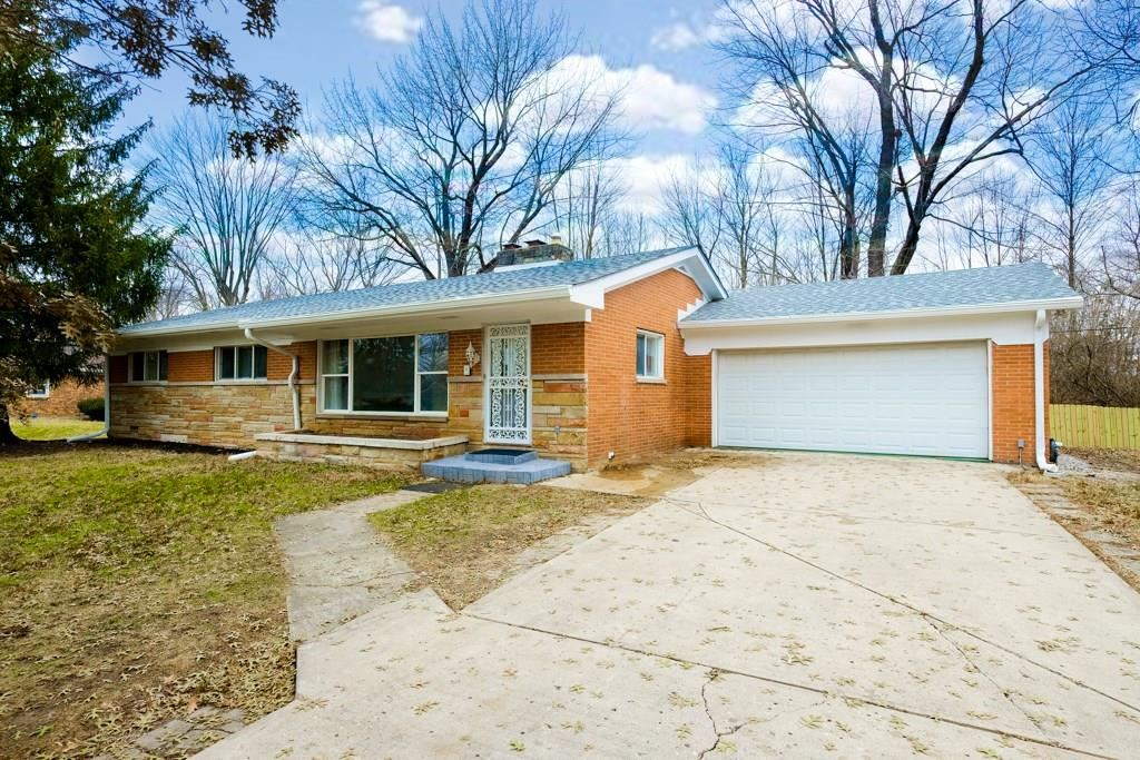 6546 Speights Drive, Indianapolis, IN 46278 - #: 21685080