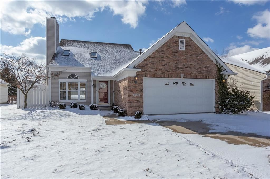 Photo of 9240 CROSSING Drive, Fishers, IN 46037 (MLS # 21697080)