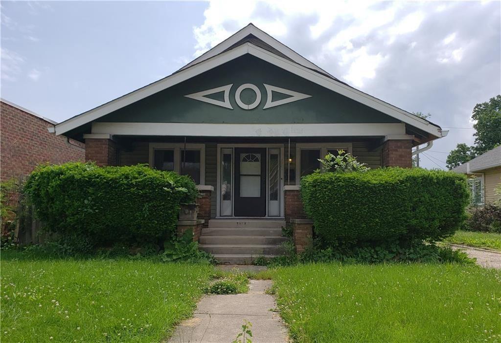 451 North Emerson Avenue, Indianapolis, IN 46219 - #: 21744080